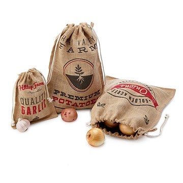 Produce Storage Sacks