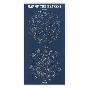Map of the Heavens