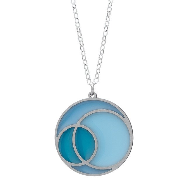 Venn Necklace