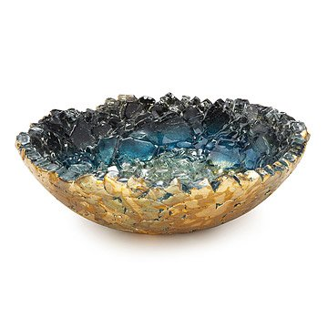 Sutter Creek Sculptural Bowl