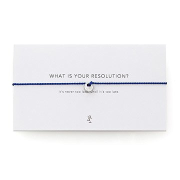 Resolution Bracelet