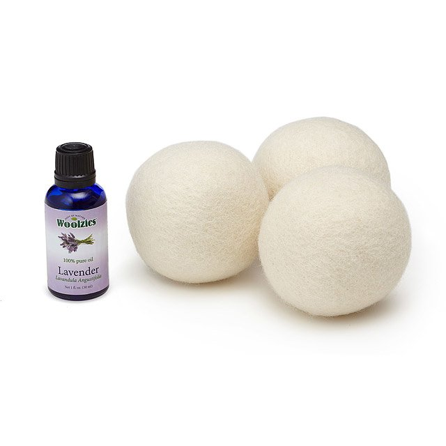 Woolzies Dryer Balls & Lavender Oil
