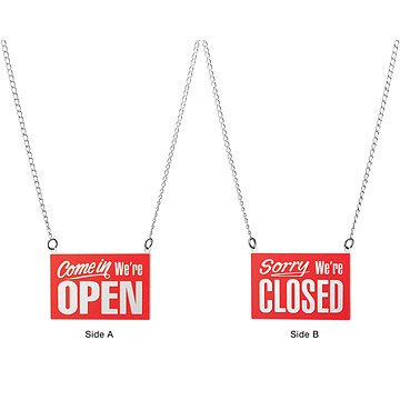Open/Closed Necklace