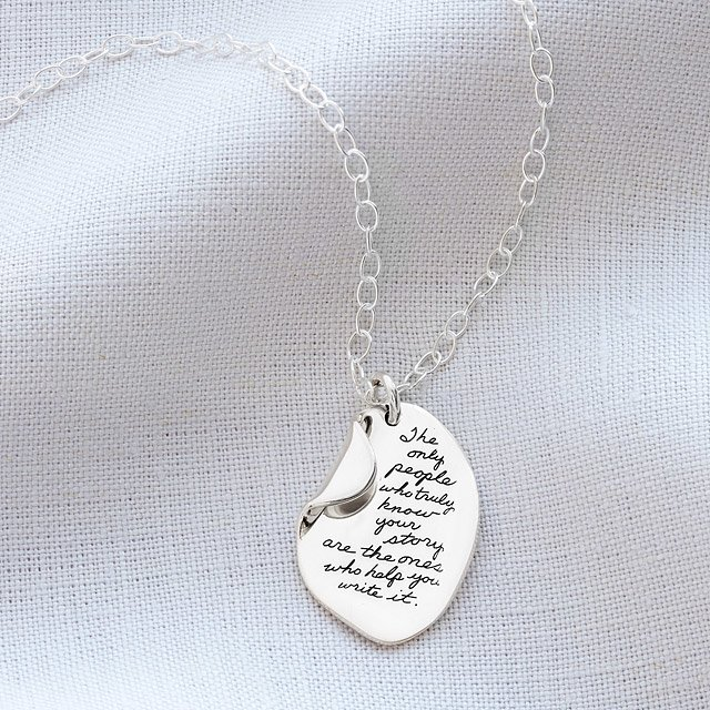 Your Story Necklace