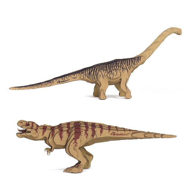 3D Динозавры Модели