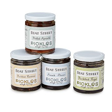 Pickled Fruit - Set of 4