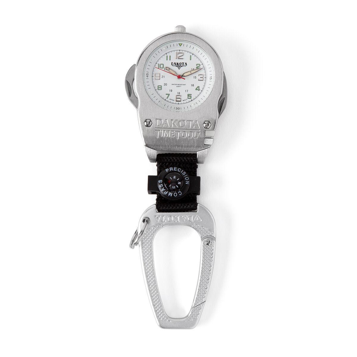 Adventurer Multi Tool Clip Watch Pocket Multi Tool
