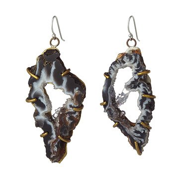 Oco Geode Earrings