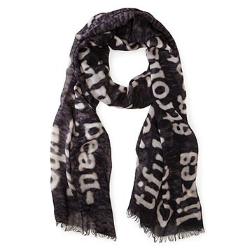 Word Lovers Dictionary Scarves