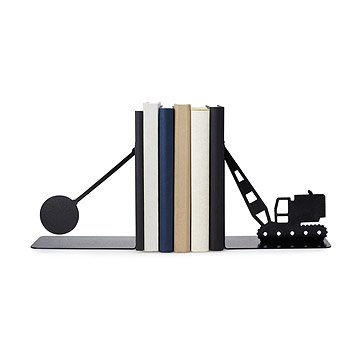 Wrecking Ball Bookends