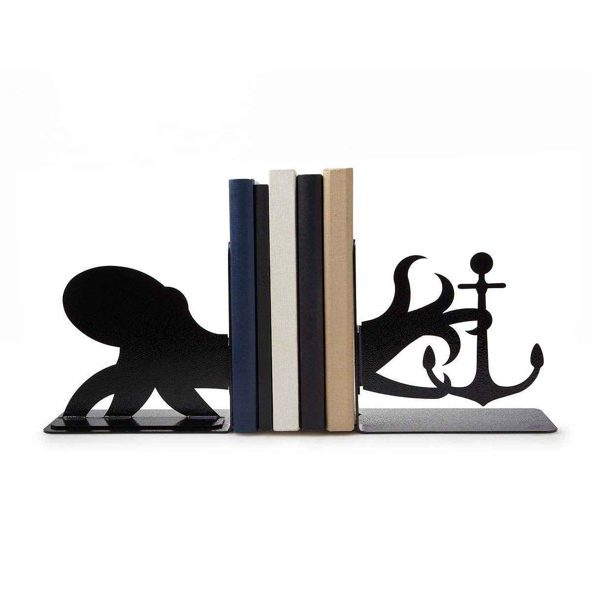 Sea Monster Bookends