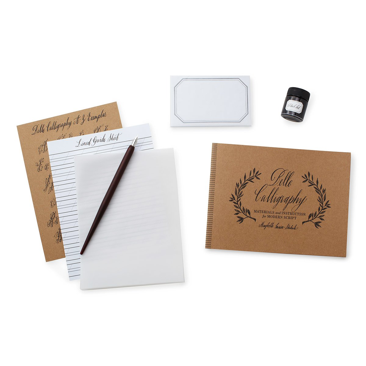 Belle Calligraphy Kit