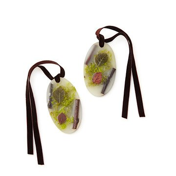 Botanical Wax Sachet Forest - Set of 2
