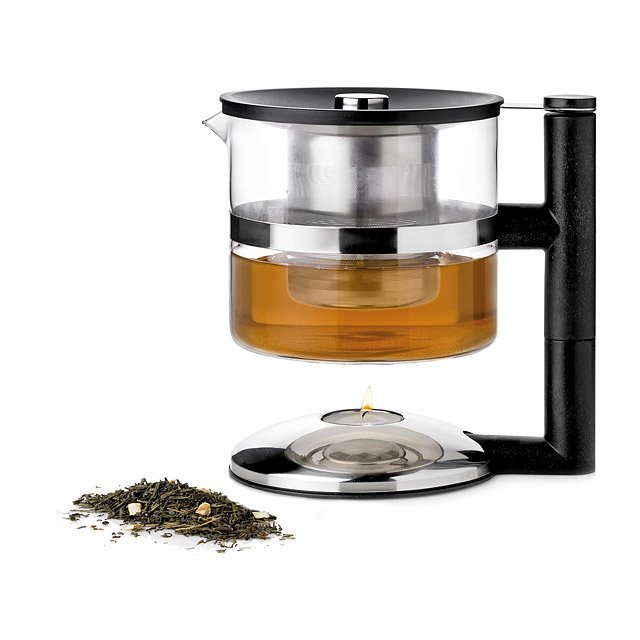 Tea Infusing Pot with Stand