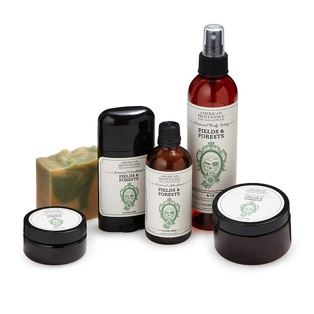 Fields & Forests Men's Grooming Set