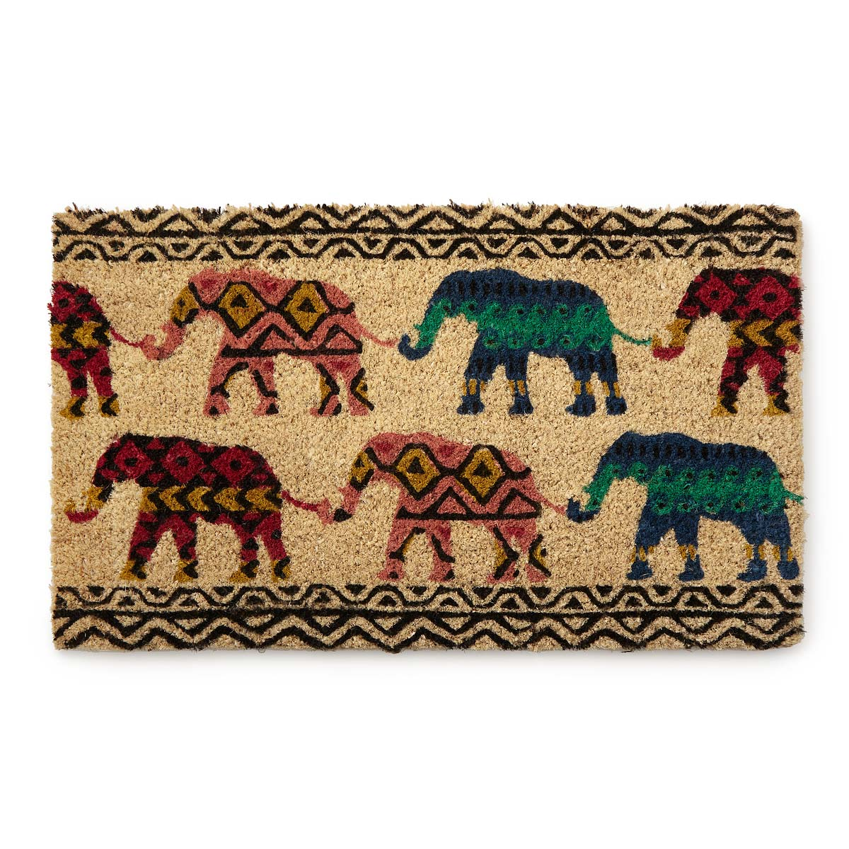 Global Elephant Doormat