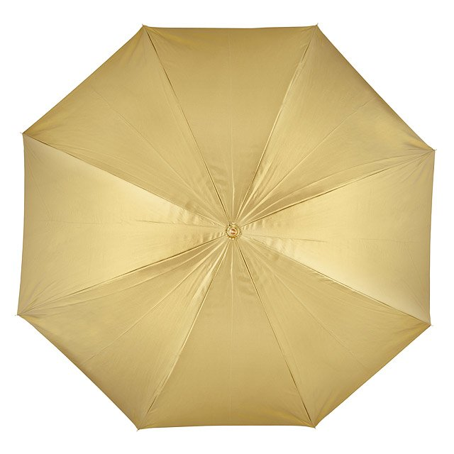 Metallic Gold UV Umbrella