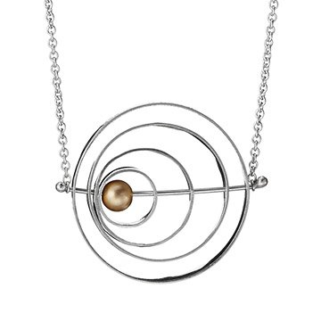Kinetic Motherhood Necklace