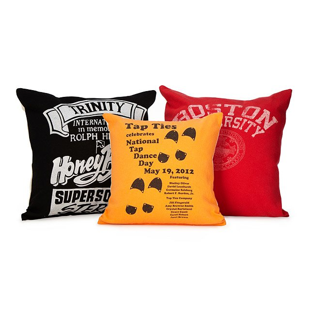 Personal Shirt and Message Pillow