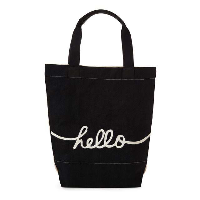 Hello Goodbye Tote Bag