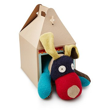 Scrappy the Dog DIY Kit