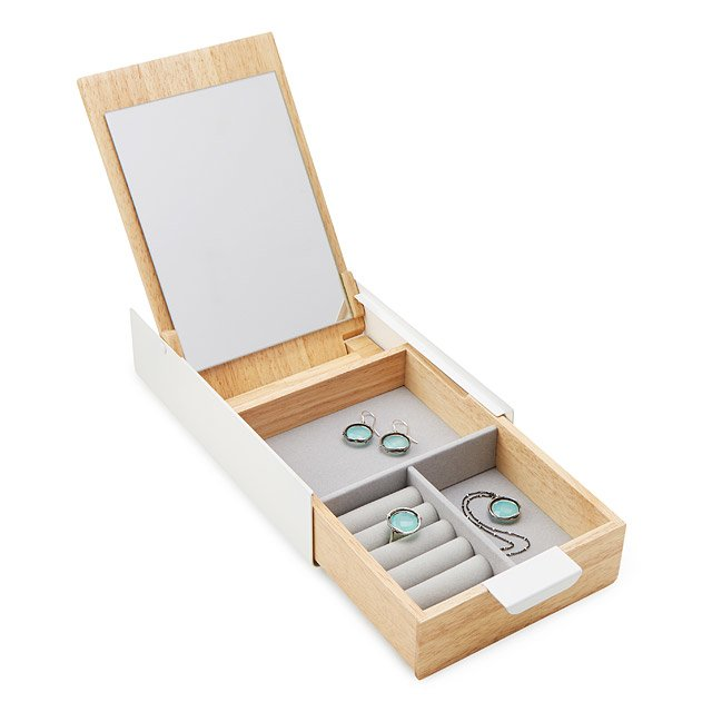Reflection Jewelry Box