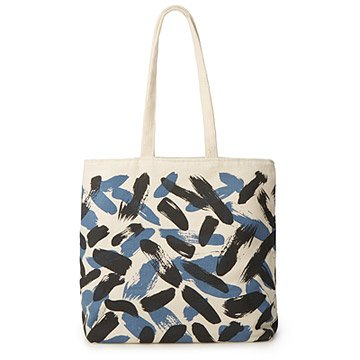 Painted Carryall Tote