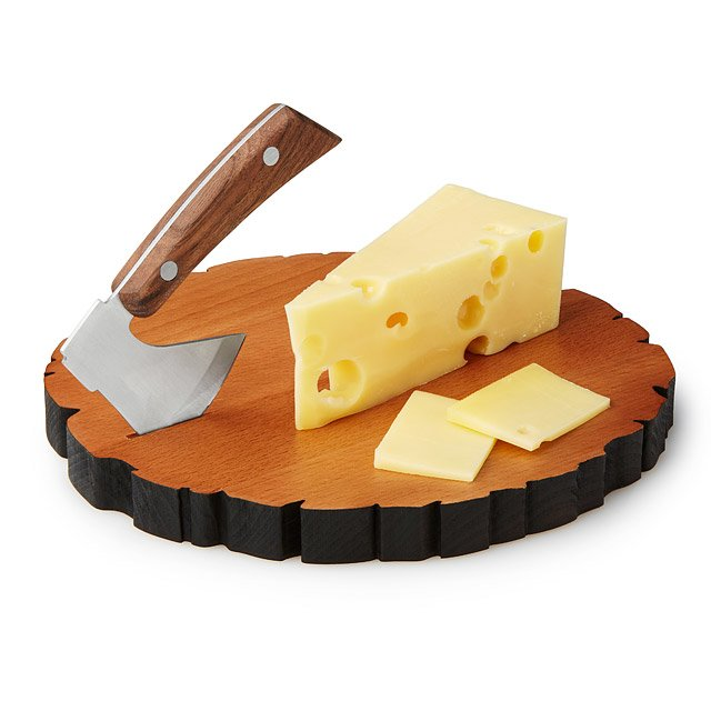 Cheese Log