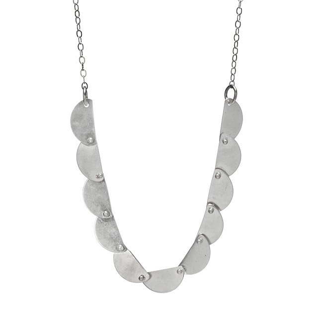 Half Moons Necklace