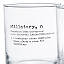 Life By Definition Whiskey Glasses - Set of 4 3 thumbnail