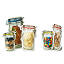 Reusable Hinged Jar Zipper Bags - Set of 9 2 thumbnail