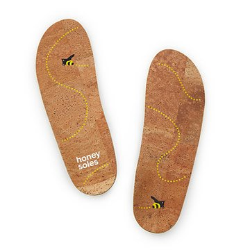 Honey Soles Cork Insoles
