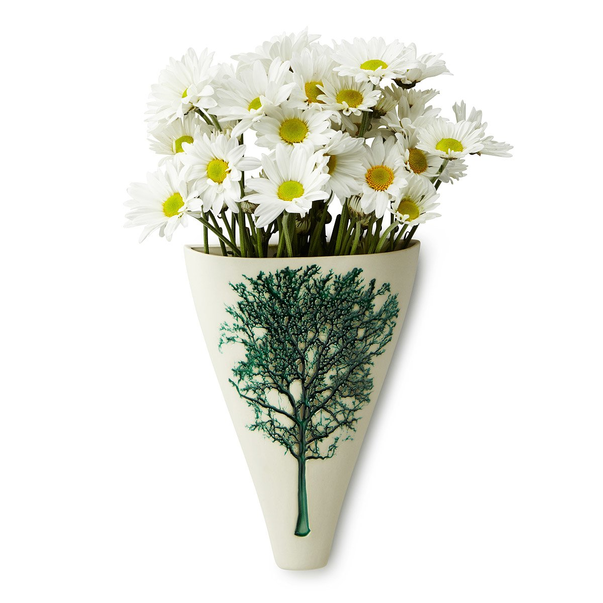 Wall vases for flowers - Tree Impression Wall Vase