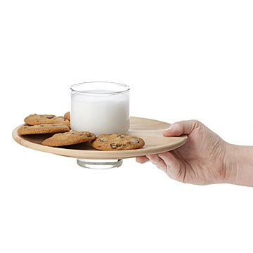 Milk and Cookies Dunk and Drink Set