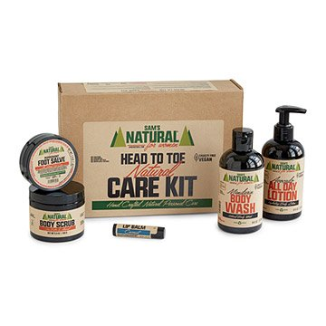 Head To Toe Personal Care Kit