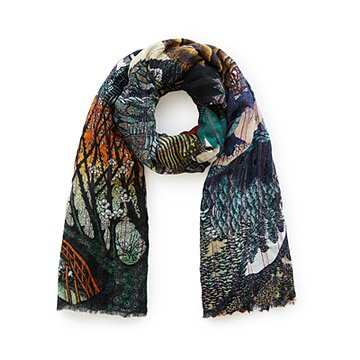 Floating World Reversible Scarf