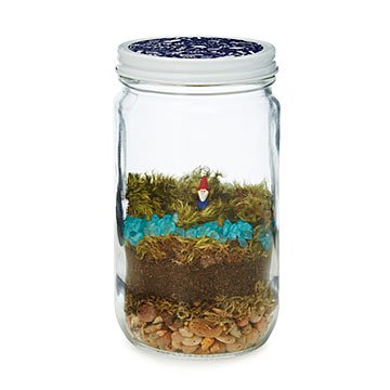 DIY Gnome Terrarium Kit