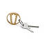 Aluminum Bronze Pocket Wrench Keychain 2 thumbnail
