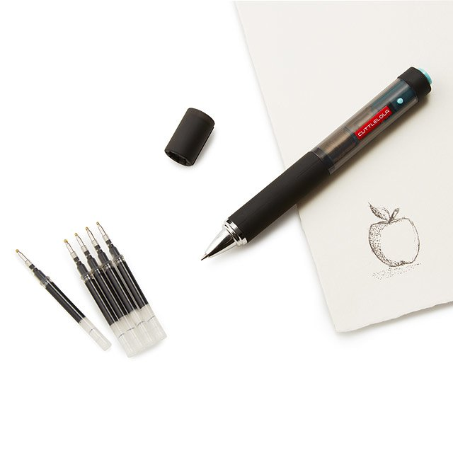 Electric Stippling Pen