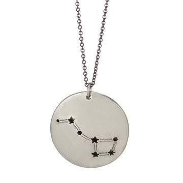 Star Can't Shine Without Darkness Medallion