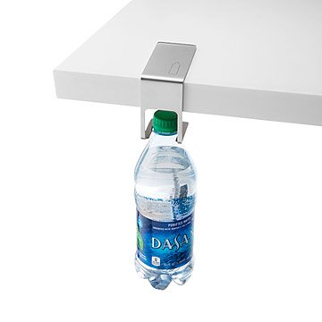 Table Space Saving Bottle Hanger