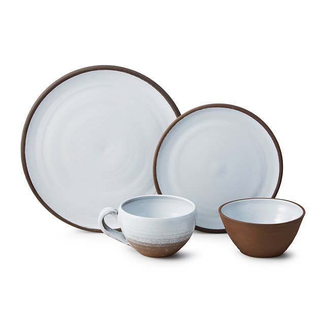 Stone Grey Dishware Collection