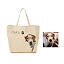 Picture Your Pet Custom Tote Bag 2 thumbnail