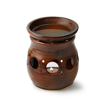 Circle Stoneware Wax Warmer & Wax Melts