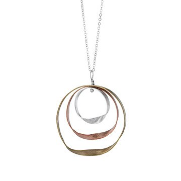 Mobius Strip Necklace