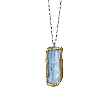 Kyanite Single Pendant