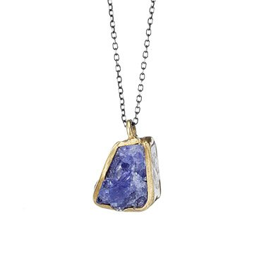 Tanzanite Single Pendant