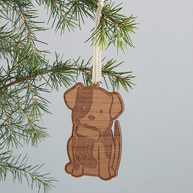 Happy Paw-lidays Ornament