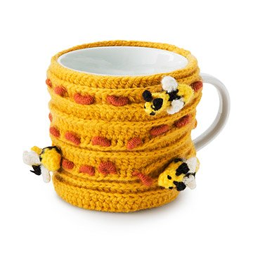Honey Hive Mug Hugger