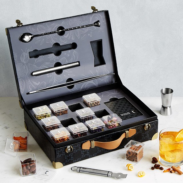 Deluxe Mixology Case